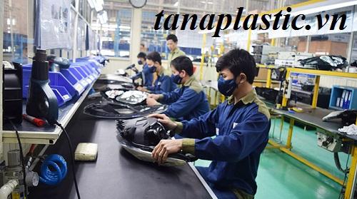 nhà máy sản xuất linh kiện ô tô
