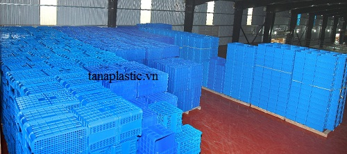thùng nhựa Danpal